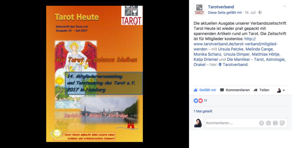 Tarotausbildung, tarotkurs, tarotkurs online, Tarotfortbildung online, tarotvideokurs, Tarotverband, Tarot e.V., Tarotverband Deutschland, Tarot Deutschland, Tarotverband Facebook, Tarot Facebook, PR für changelicious, PR changelicious, PR Mademoiselle Tarot, PR 2017,